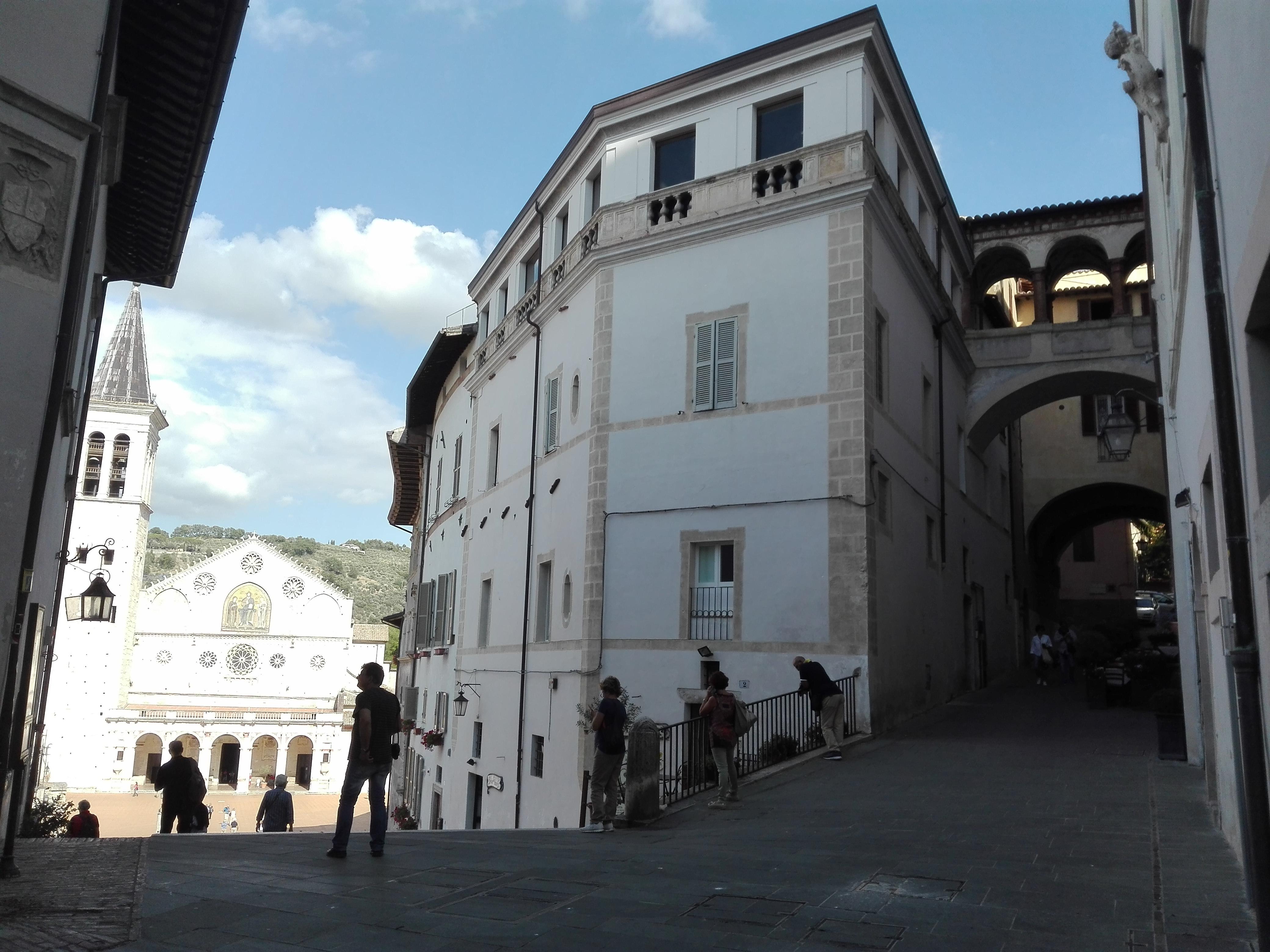 SPOLETO, centro storico