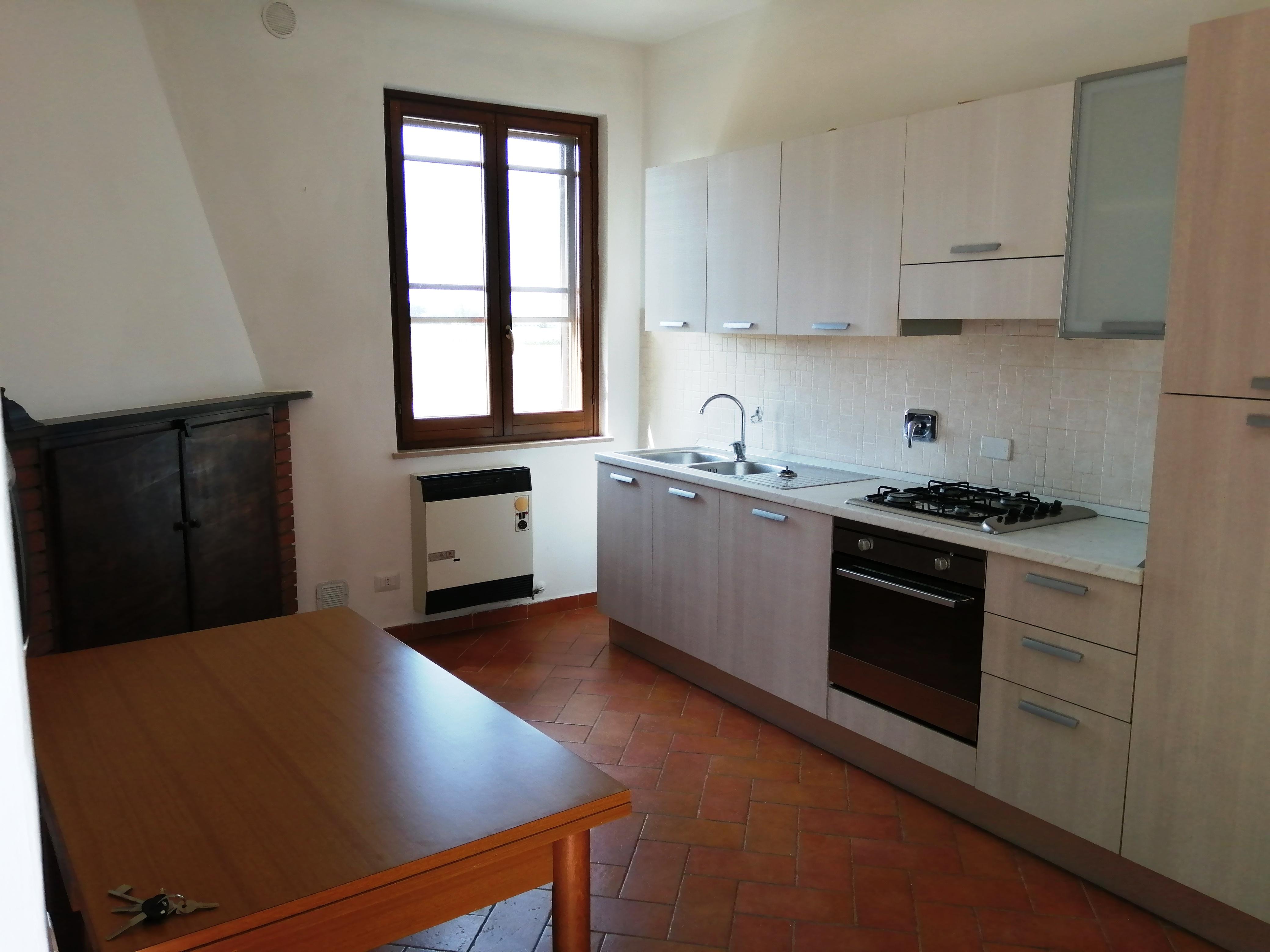 Vicinanze Pontebari, appartamento ristrutturato