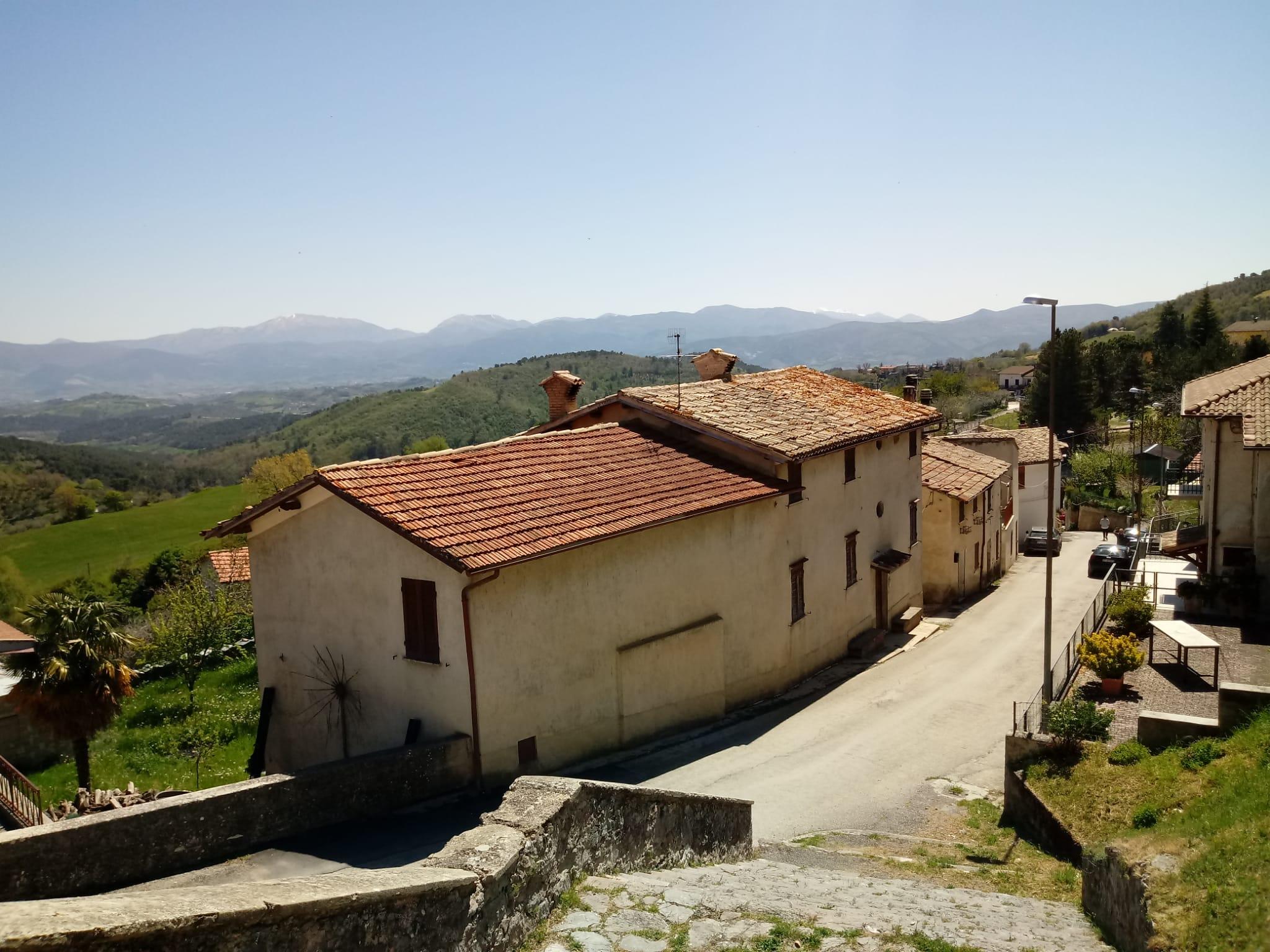 SPOLETO, frazione Montemartano
